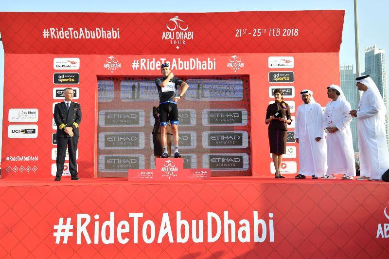 Фил Баухаус – победитель 3 этапа Тура Абу-Даби-2018
