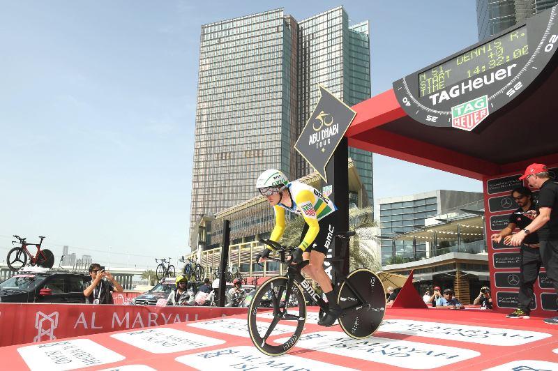 Роан Деннис – победитель 4 этапа Тура Абу-Даби-2018