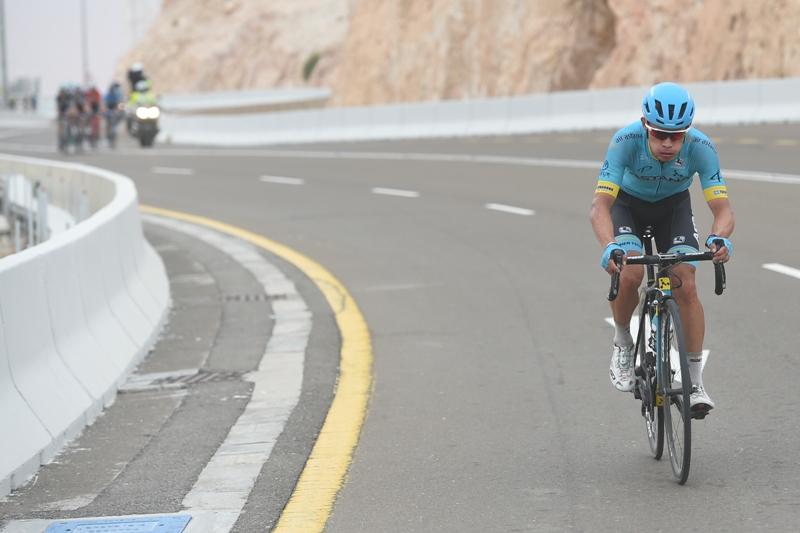 Алехандро Вальверде – победитель Тура Абу-Даби-2018