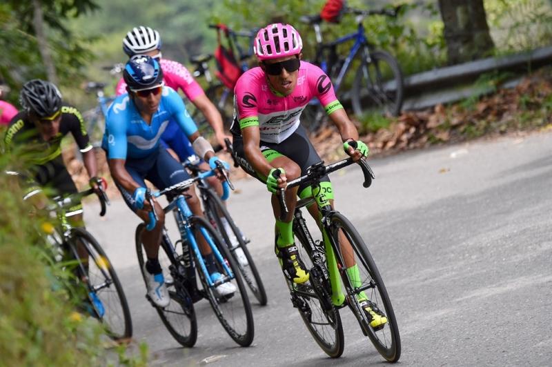 Ригоберто Уран – победитель 5 этапа Colombia Oro y Paz-2018