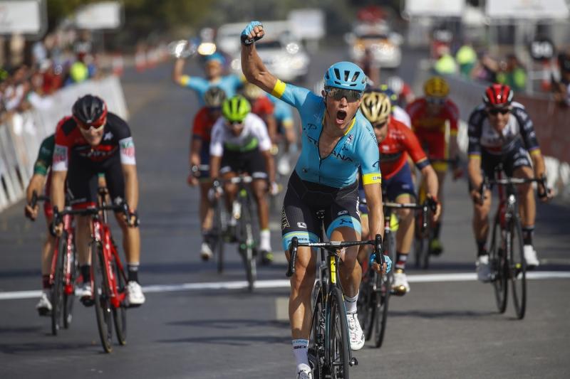 Тур Омана. Магнус Корт одерживает победу в спринте после прекрасной работы «Астаны»