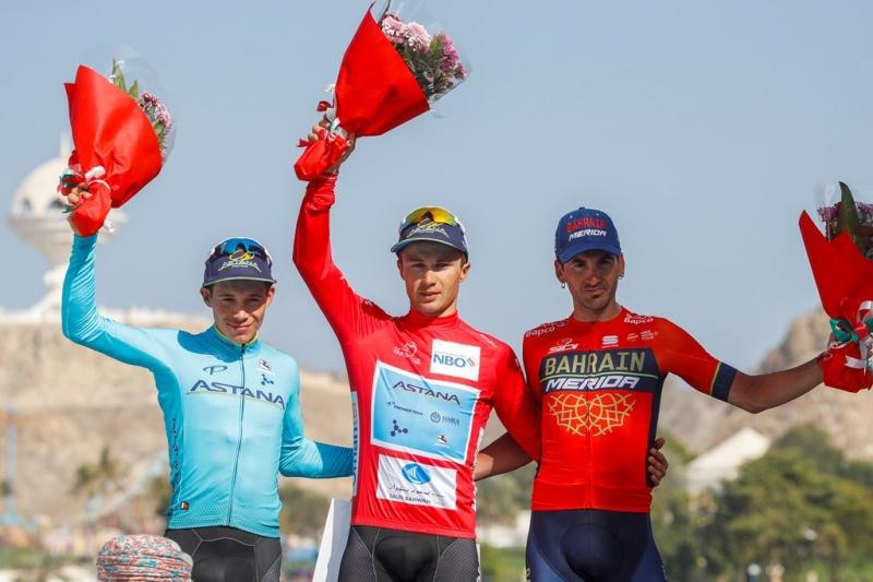 Алексей Луценко и команда «Астана» выигрывают «Тур Омана 2018»