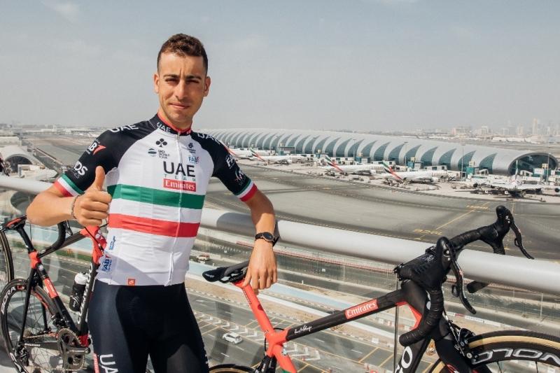 Фабио Ару: «Счастлив вернуться на дороги Джиро д'Италия в 2018 году»