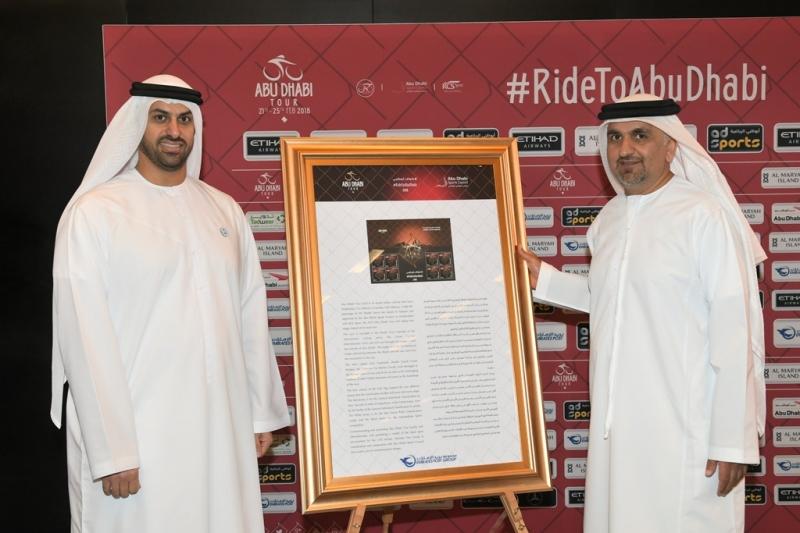 Слияние Тура Абу-Даби и Тура Дубая в одну велогонку в 2019 году