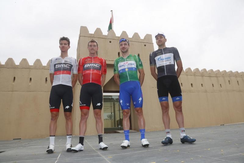 Николай Трусов — победитель классификации на гонке в ОАЭ