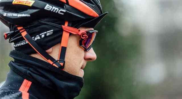 Тиджей Ван Гардерен сошёл с гонки Париж-Ницца-2018 после двух падений