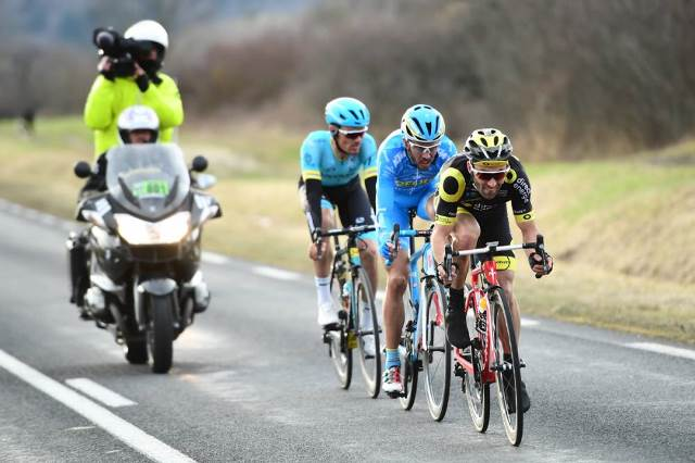 Джонатан Ивер – победитель 3 этапа Париж-Ницца-2018
