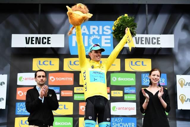 Руди Молар – победитель 6 этапа Париж-Ницца-2018