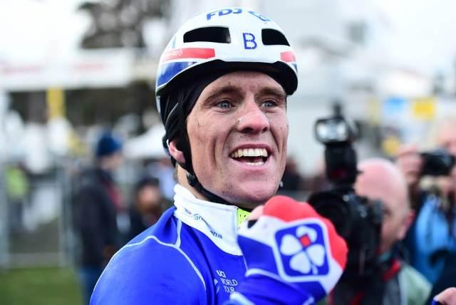 Арно Демар не стартовал на 7-м этапе Париж-Ницца-2018