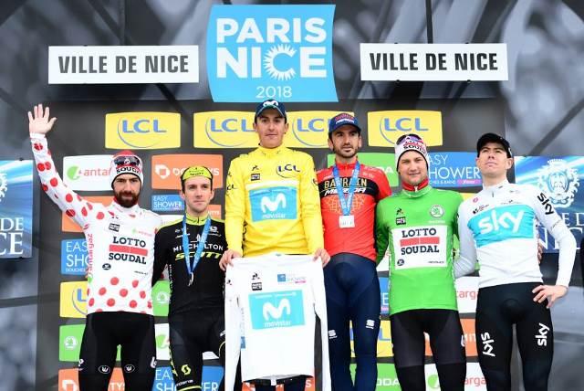 Марк Солер – победитель Париж-Ницца-2018