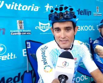 Велогонщик Оскар Севилья ограблен во время тренировки в Колумбии