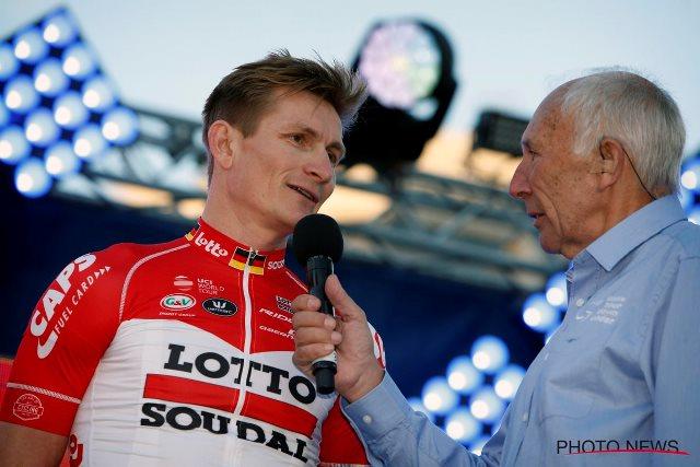 Андре Грайпель пропустит весенние гонки из-за перелома ключицы