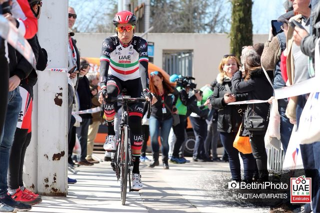 Фабио Ару не вышел на старт 6 этапа Вуэльты Каталонии-2018 из-за травмы