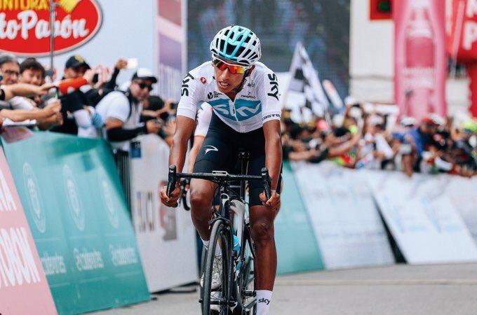 Эган Берналь сошёл с Вуэльты Каталонии-2018 на финальном этапе