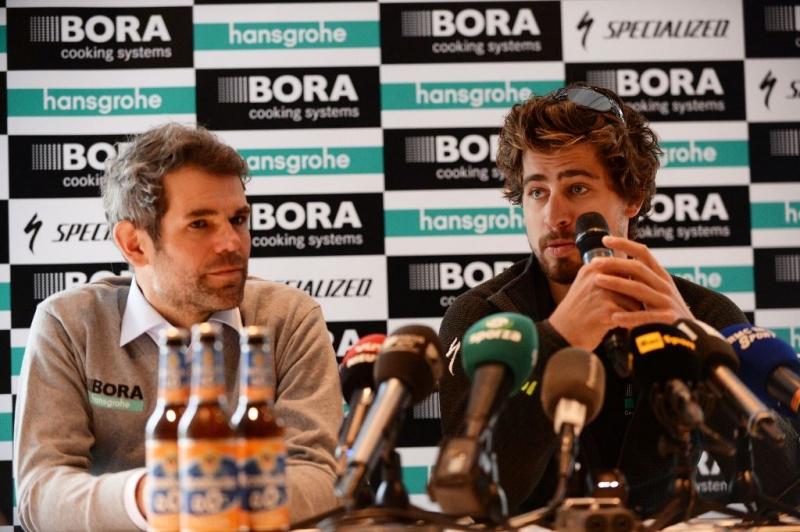Петер Саган: «У нас достаточно сильный состав, чтобы быть впереди на Туре Фландрии-2018»