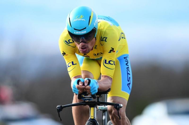 Ваут Пулс – победитель 4 этапа Париж-Ницца-2018