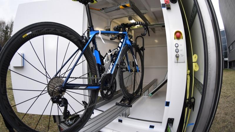 UCI представил новые методы борьбы с механическим допингом
