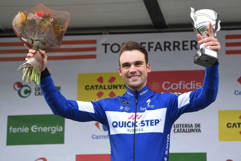 Максимилиан Шахманн – победитель 6 этапа Вуэльты Каталонии-2018