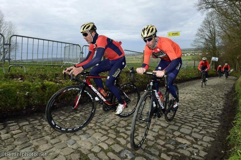 Винченцо Нибали впервые в карьере стартует на Туре Фландрии