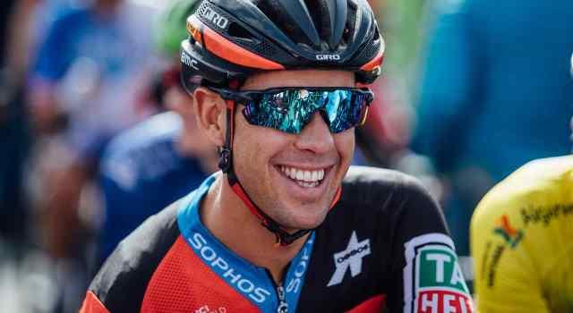 Ричи Порт возвращается в гонки на Туре Страны Басков-2018