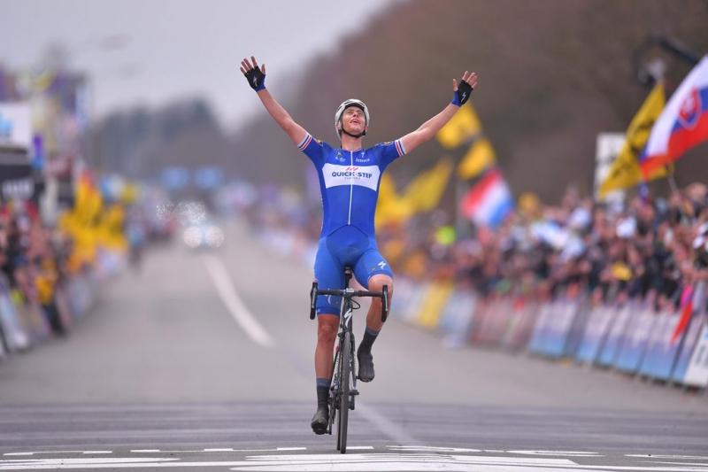 Ники Терпстра – победитель Тура Фландрии-2018