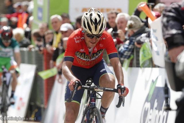 Иван Соса, Тибо Пино, Доменико Поццовиво о 2-м этапе Тура Альп-2018