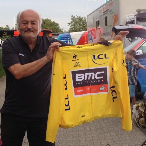 BMC Racing Team сообщает о смерти владельца велокоманды Анди Риса