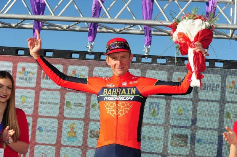 Константин Сивцов – победитель 3 этапа Тура Хорватии-2018