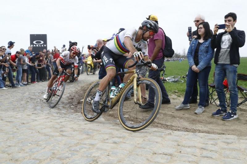 Петер Саган – победитель Париж-Рубэ-2018