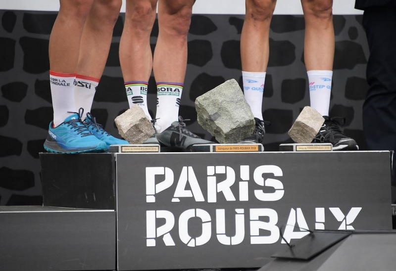 Герои Париж-Рубэ-2018