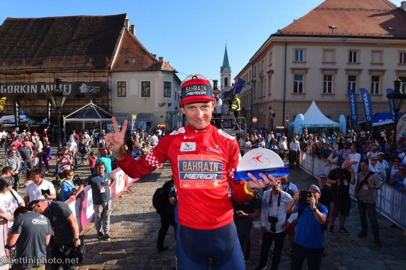 Константин Сивцов – победитель Тура Хорватии-2018