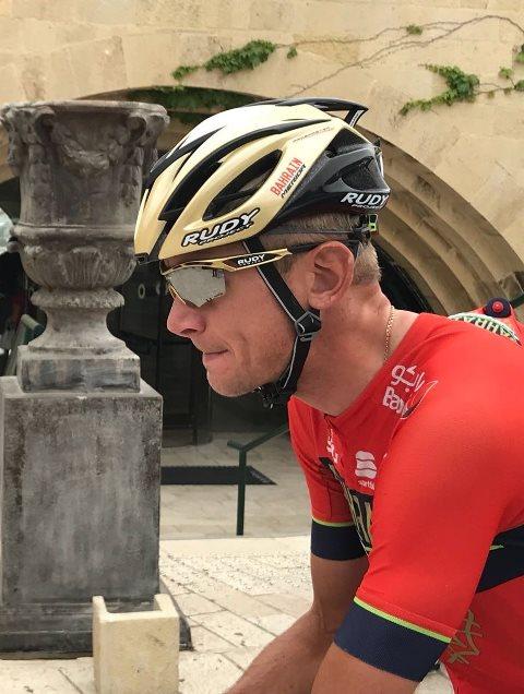 Константин Сивцов не стартовал на Джиро д'Италия-2018 из-за травмы