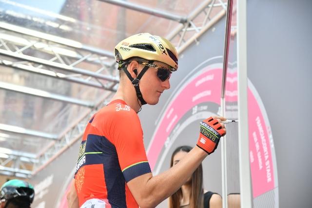 13-й этап Джиро д'Италия-2018. Фотогалерея