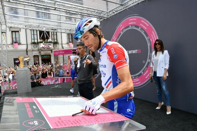 Тибо Пино примет участие в Вуэльте Испании-2018