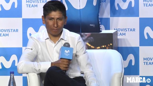 Наиро Кинтана: «Мы сплочённая команда и готовы к Тур де Франс-2018»