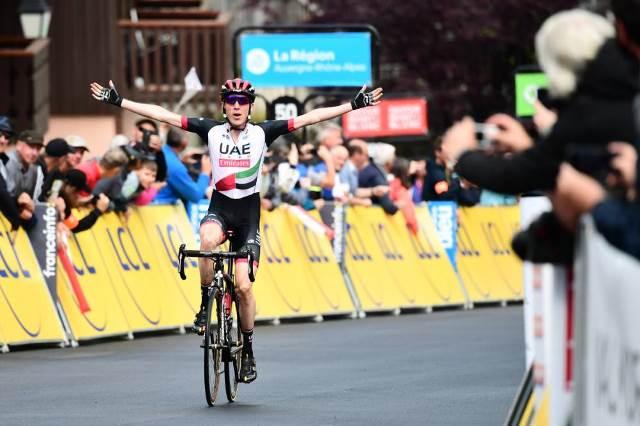 Дэн Мартин и Герант Томас о 5-м этапе Критериума Дофине-2018