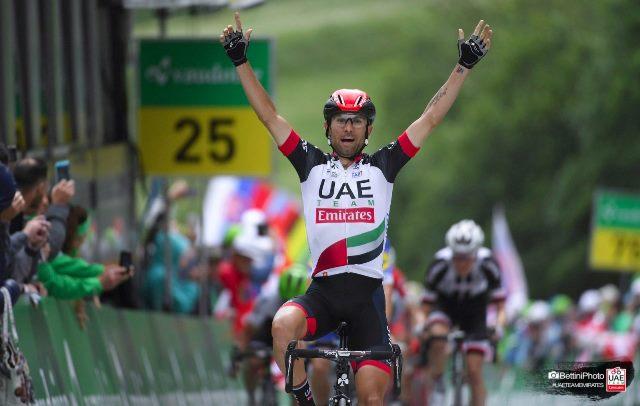 Диего Улисси, Микель Ланда, Ричи Порт о 5-м этапе Тура Швейцарии-2018