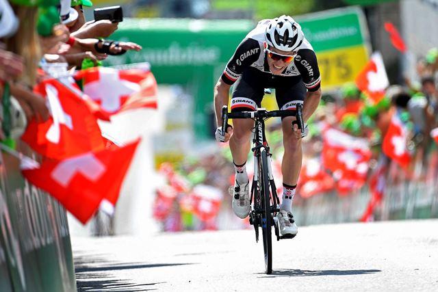 Сёрен Краг Андерсен и Ричи Порт о 6-м этапе Тура Швейцарии-2018
