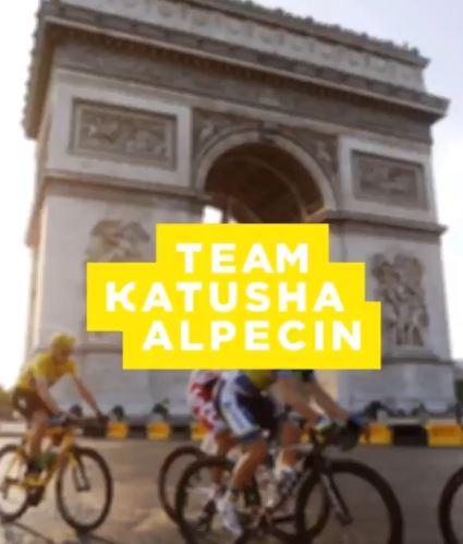 Состав команды Katusha-Alpecin на Тур де Франс-2018