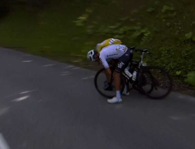 Дубль британских велогонщиков на Критериуме Дофине-2018