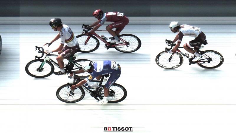 Петер Саган – победитель 2 этапа Тура Швейцарии-2018