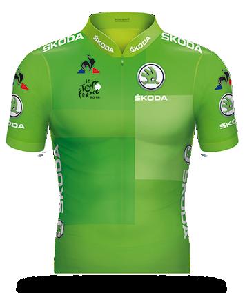 Тур де Франс-2018: Зеленая майка. Претенденты