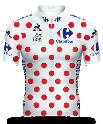 Гороховая майка Тур де Франс-2018