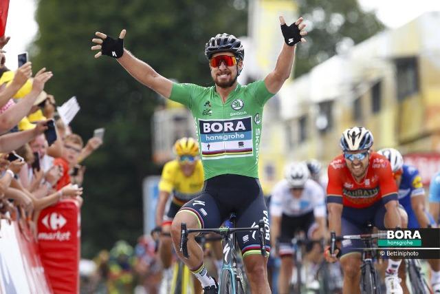 Дубль Петера Сагана на Тур де Франс-2018