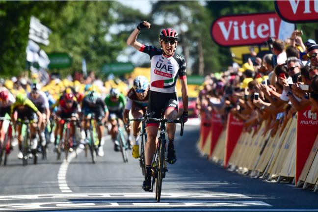 Дэн Мартин – победитель 6 этапа Тур де Франс-2018