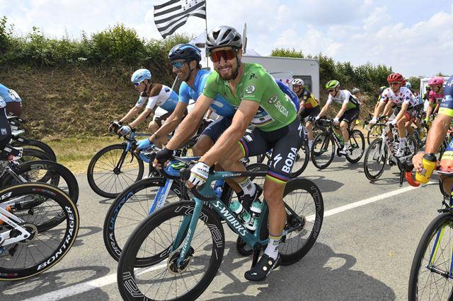 Дилан Груневеген – победитель 7 этапа Тур де Франс-2018