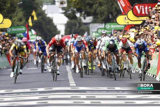 Дубль Дилана Груневегена на Тур де Франс-2018