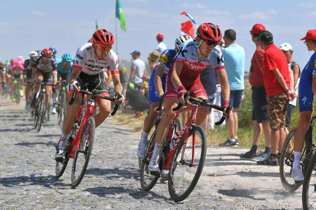 Ильнур Закарин и Нильс Политт о 9-м этапе Тур де Франс-2018