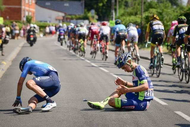 Микель Ланда, Наиро Кинтана и Алехандро Вальверде о 9-м этапе Тур де Франс-2018