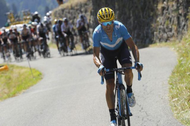 Алехандро Вальверде, Наиро Кинтана, Микель Ланда об 11-м этапе Тур де Франс-2018